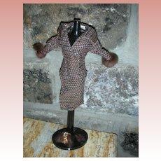 HTF Vintage Barbie Saturday Matinee #1615 with Purse