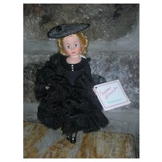 Madame Alexaner 10 inch Coco Chanel Cissette Doll