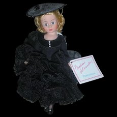 Madame Alexaner 10 inch Coco Chanel Cissette Doll