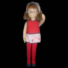 Vintage Mattel Charmin' Chatty Cathy Doll 1960's