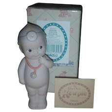 Rose O'Neill Kewpie Collection Action Figurine Doll Doctor