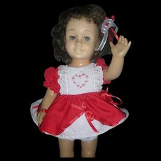 Rare Prototype First Issue 1959 Mattel Chatty Cathy Doll 1959
