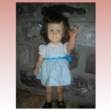 Mattel Chatty Cathy Prototype 1959 First Issue Doll Brunette