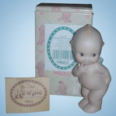 Rose O'Neill Kewpie Collection Action Figurine Doll Standing