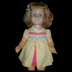 Early Blonde Mattel Chatty Cathy Doll 1960's