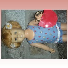 First Issue 1959 Mattel Chatty Cathy Prototype Doll