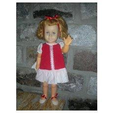 Mattel Chatty Cathy Doll Blonde 1960's