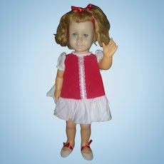 Mattel Chatty Cathy Doll Blonde 1960's