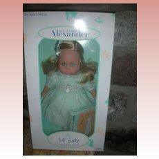 Madame Alexander Doll Judy Loves Pat the Bunny