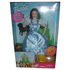 Talking Barbie as Dorothy Doll WOZ