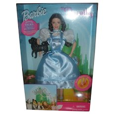 Talking Barbie as Dorothy Doll WOZ
