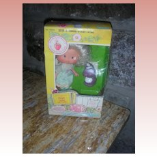 Vintage 1980's Angel Cake Doll Friend of Strawberry Shortcake by Kenner