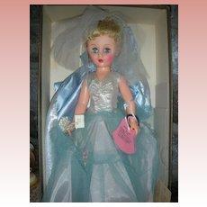 Vintage Sayco Fashion Doll 1950's All Original Mint in Box 19 inch