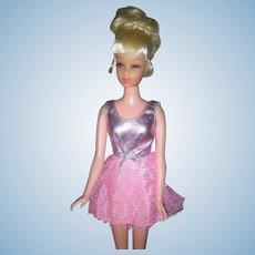 Vintage Mattel Growin' Pretty Hair Francie Barbie Doll Mod Era