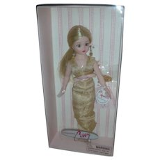 Madame Alexander Golden Elegannce Coquette Cissy Doll NRFB
