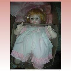 Vintage Madame Alexander Pussycat Baby Doll Circa 1965 22 inch MIB