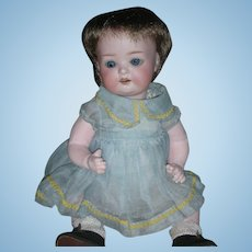 Antique Bisque Character Baby Doll 12 Inch Marked 23 PM Germany