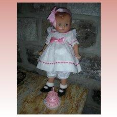 Effanbee Patsy Joan Birthday Doll with Cake
