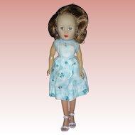 Vintage Cosmopolitan Miss Ginger Fashion Doll 1950's