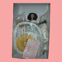 """Madame Alexander Scarlett Picnic Doll 16"""" #46865 Gone With the Wind"""