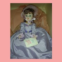 Vintage Madame Alexander Agatha 21 inch Portrait Doll #2230 Mint in Box