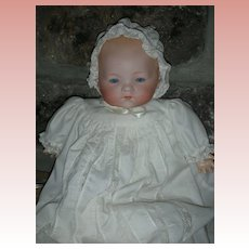 Vintage Bisque AM 314 14 inch Dream Baby Doll