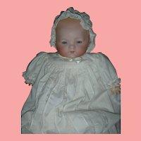 Vintage Bisque AM 314 14 inch Dream Baby Doll