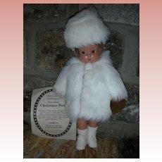 Effanbee Patsy Christmas Doll