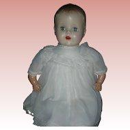HTF Vintage 1940's Schilling Talking Mama Doll
