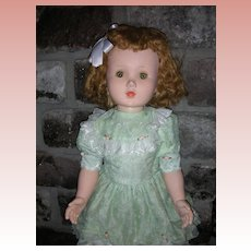 Rare Madame Alexander Mary Ellen Walker Doll Circa 1953