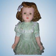 Rare Madame Alexander Mary Ellen Walker Doll Circa 1953