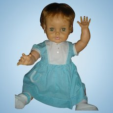 Vintage Ideal Betsy Wetsy Ideal Play Pal Doll 22 Inch