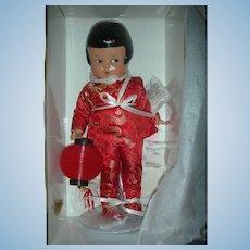 Effanbee Chinese Patsy Vinyl Doll NRFB