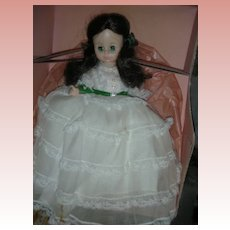 Vintage Madame Alexander Scarlett O'Hara Doll 14 Inch in box