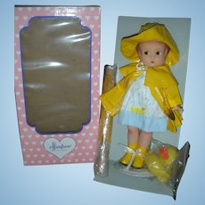Effanbee Patsy Musical Doll Singing in the Rain