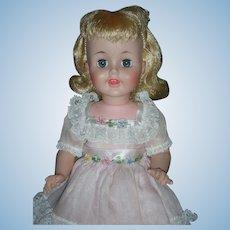 Rare Vintage Madame Alexander Melinda Doll Circa 1963