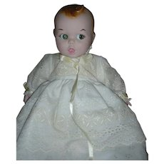 Rare Bisque Gerber Baby Doll with Flirty Eyes