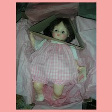 Vintage Madame Alexander Puddin Baby Doll #6930 20 inch 1965