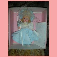 Madame Alexander 8 inch Little Bo Peep  Doll in Box