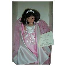 Madame Alexander Doll Club Shadow Jackie Kennedy Doll Opera Coat 10 inch