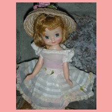 Vintage American Character Betsy McCall Doll Wearing Sunday Best