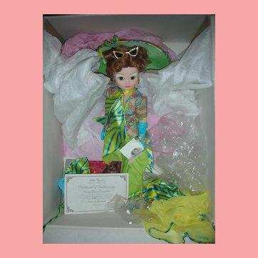 "Madame Alexander Resort Cissy Doll 21"" in Box"