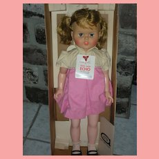 Vintage Little Miss Echo Doll in Box Play Pal