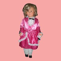 Vintage Shirley Temple Playpal Doll 36 inch The Little Colonel