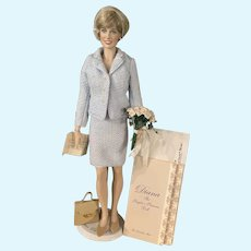 Princess Diana Doll by Franklin Mint
