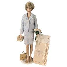 Princess Diana Doll by Franklin Mint