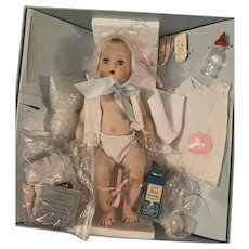Vintage Betsy Wetsy Doll in Layette Set