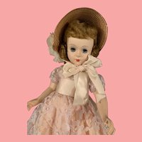 Vintage Nancy Ann Style Show Doll 1950's Hard Plastic 18""