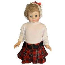 Vintage Eugene Playpal companion Doll 30 inch