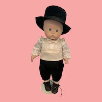 Vintage Gwen Ross Doll Artist Christopher Doll